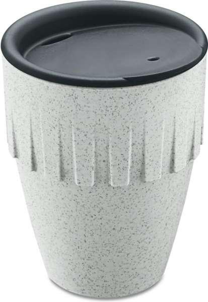 Becher Cappuccino 300ml mit Deckel