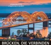 Wandkalender Brücken, die verbinden