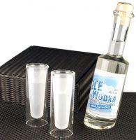 Präsentset Wodka-Ice