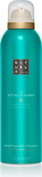 The Ritual of Karma Foaming Shower Gel 200 ml - Kleinserien-Sonderpreise auf Anfrage