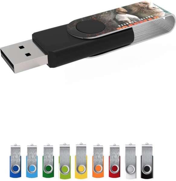 USB Twister MaxPrint Premium-USB-Chip mit 30 Jahren Garantie 16 GB