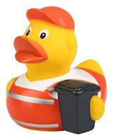 Quietsche-Ente Müllmann - eine saubere Sache!