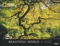 Wandkalender Beautiful World Posterkalender National Geographic