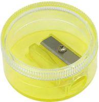 Oberteil: glasklar, Unterteil: gelb-transparent