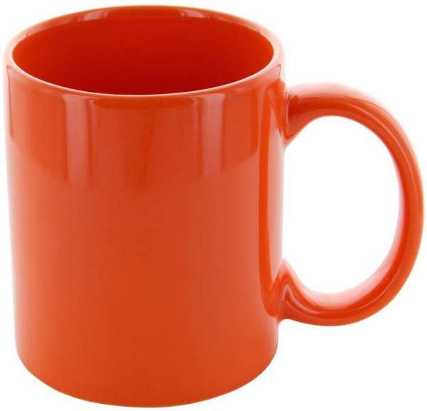 Kaffeetasse Carina orange