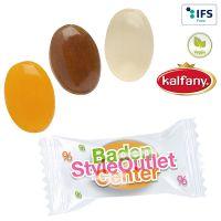 Spezialitäten-Bonbons im Flowpack