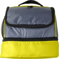 Kühltasche 'Spring' aus Polyester Gelb