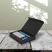 Exclusives Geschenkset Powerbank, USB-Stick, Superior Pen