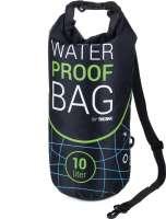 TROIKA Outdoor-Tasche WATERPROOF BAG schwarz