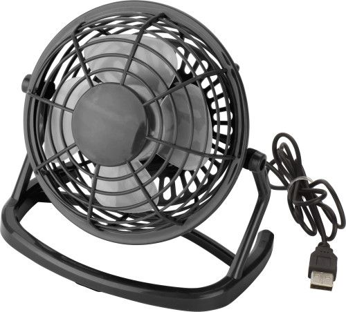 "USB-Ventilator ""Hurricane"" aus Kunststoff"