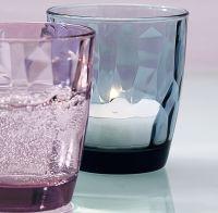 Trinkglas, Windlicht Diadema als Werbeartikel