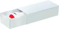 Car Charger mit 2 USB Ports und Leuchtlogo