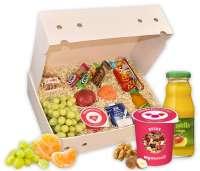 Geschenkbox Webinar-Snack-Box
