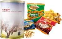 Snack in der Dose, 1-4 c Digitaldruck inklusive