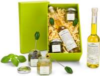 Geschenkset - Präsenteset: Oliven-Variation