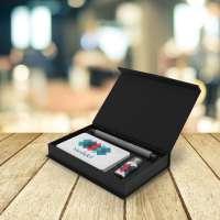 Medium Geschenkset USB-Stuck und Powerbank
