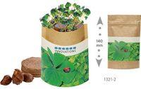 Natur-Bag Glück, Glückskleezwiebelchen, 1-4 c Digitaldruck inklusive
