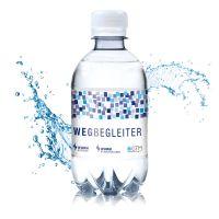 Mineralwasser, 330 ml, spritzig (Flasche Classic) (zuzügl. Pfand) weiß