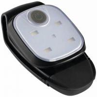 Metmaxx® Clip-Licht MobileLightConnect  schwarz