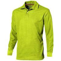 *Sale* Point langärmliges Poloshirt für Herren - solange Vorrat reicht