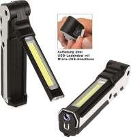 "Aufladbare LED Leuchte ""Wave Light L 380 L"""