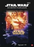 Wandkalender Star Wars Filmplakate Edition