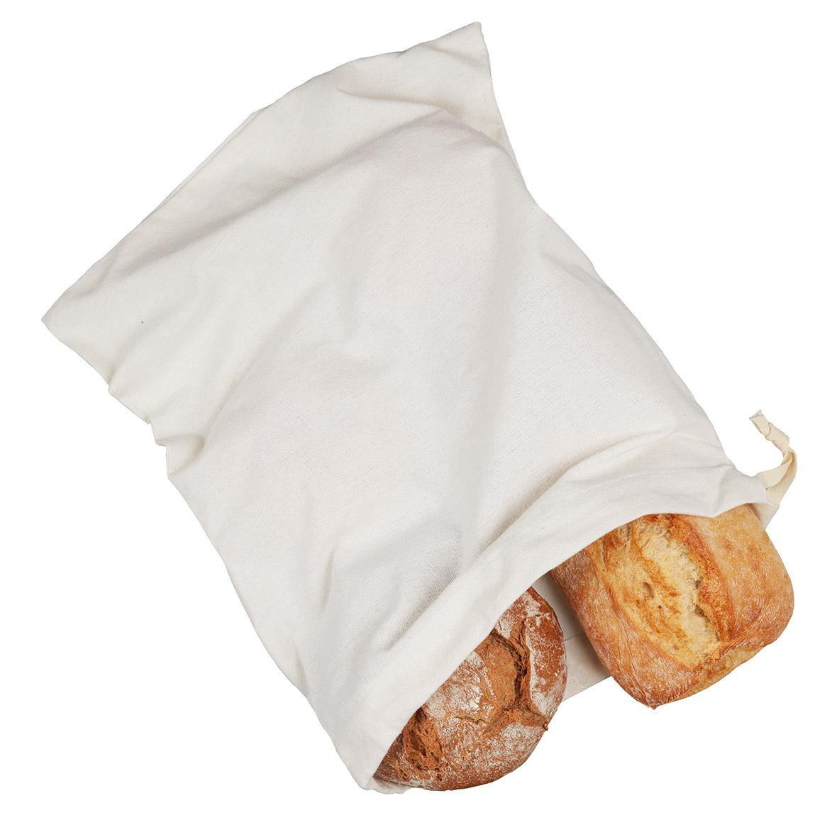 Brotbeutel mit Logo