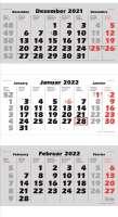 3-Monats-Planer Plus - Frühbucherrabatt bis 30.06.21