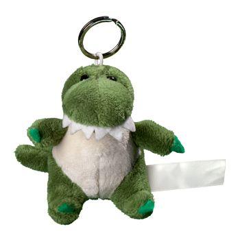 Plüsch Schlüsselanhänger Krokodil - Kuscheln für unterwegs!