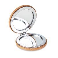GUAPA CORK Make-Up-Spiegel Kork