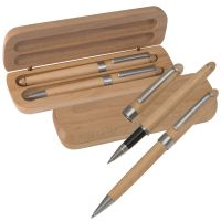 Holz-Schreibset Rambin