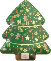 Weihnachtsdose Tannenbaum