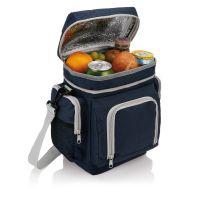 Deluxe Reise Kühltasche blau