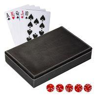 Spielkarten Set mit Box REFLECTS-SALAMINA