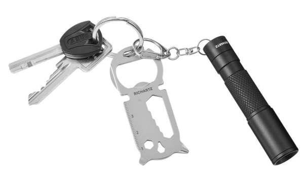 Geschenkset BEST FRIENDS pocket tools Multitool und Taschenlampe