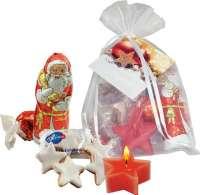 Weihnachtliche Nascherei, 1-4 c Digitaldruck inklusive