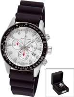 """Edelstahl-Chronograph Made in Germany """"Native Chrono SP"""""""