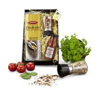 Präsentset Spaghetti italiano