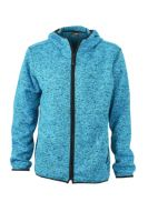 Men's Knitted Fleece Hoody