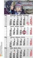 Kalender Mega 4 Post A x.press