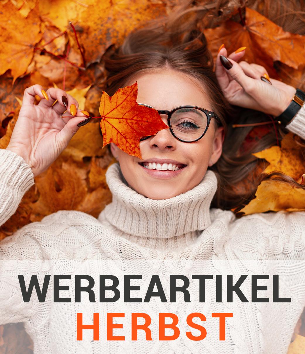Herbst-Werberartikel
