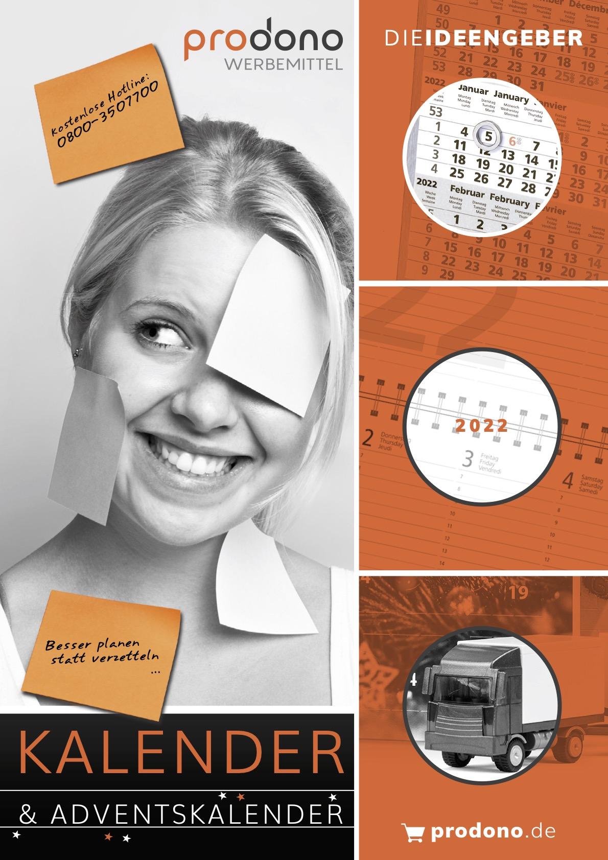 Katalog Kalender 2022