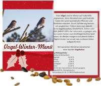 Vogelfutter-Tütchen individuell bedruckt