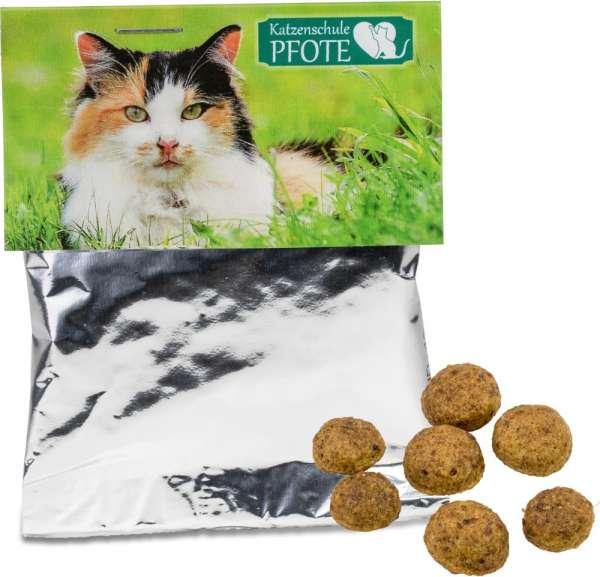 Katzen-Leckerli-Pack