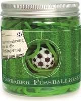 Naschdose Essbarer Fußballrasen