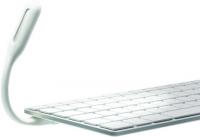 USB-Lampe mit LED für flexibles Licht an Laptops oder PCs weiß