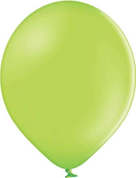 Luftballons 100/110 mit 4c-Werbedruck