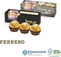 FERRERO ROCHER, 3er, Klimaneutral, FSC®
