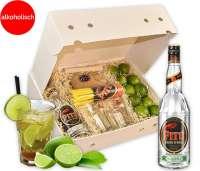 Geschenkbox Caipirinha-Cocktail