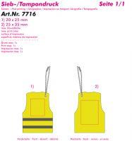 Grundfarbe: gelb-transparent